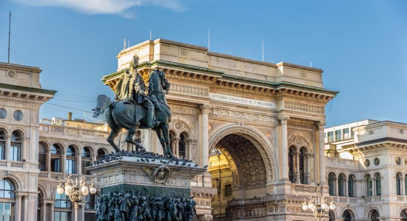 Discover The Beautiful Architecture Of Milan During The Insider Milan City Tour