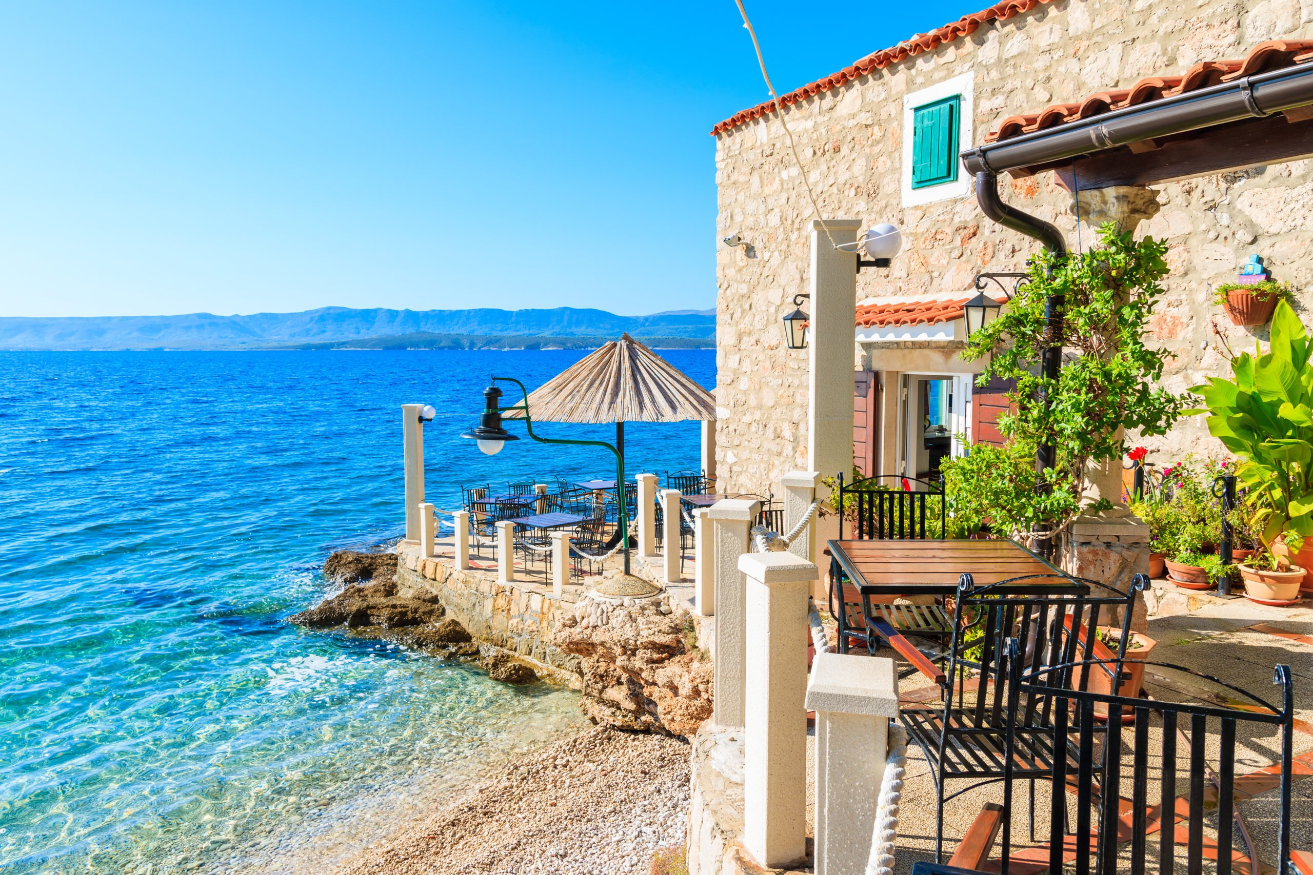 Discover The Picturesque Town Of Bol On The 7 Day Croatian Island Package Tour