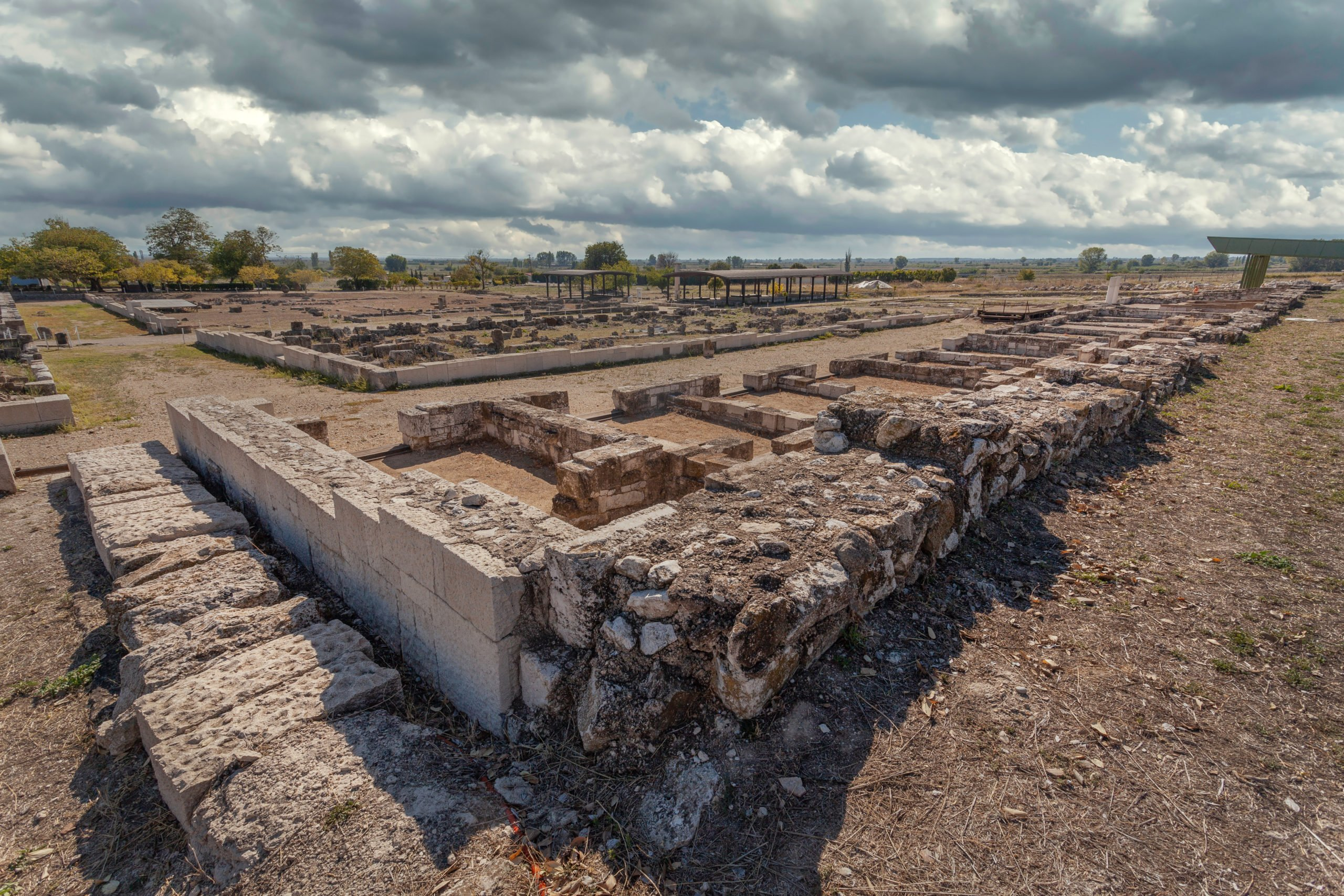 Discover The Ruins Of The Ancient Kingdom Of Macedonia On The Pella & Vergina Tour From Thessaloniki