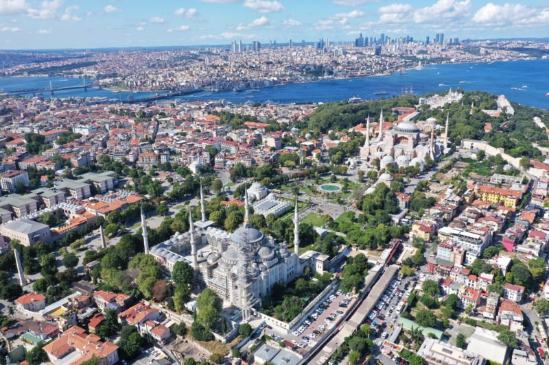 Discover With Your Guide The City Of Istanbul On The Insider Istanbul Old City Tour