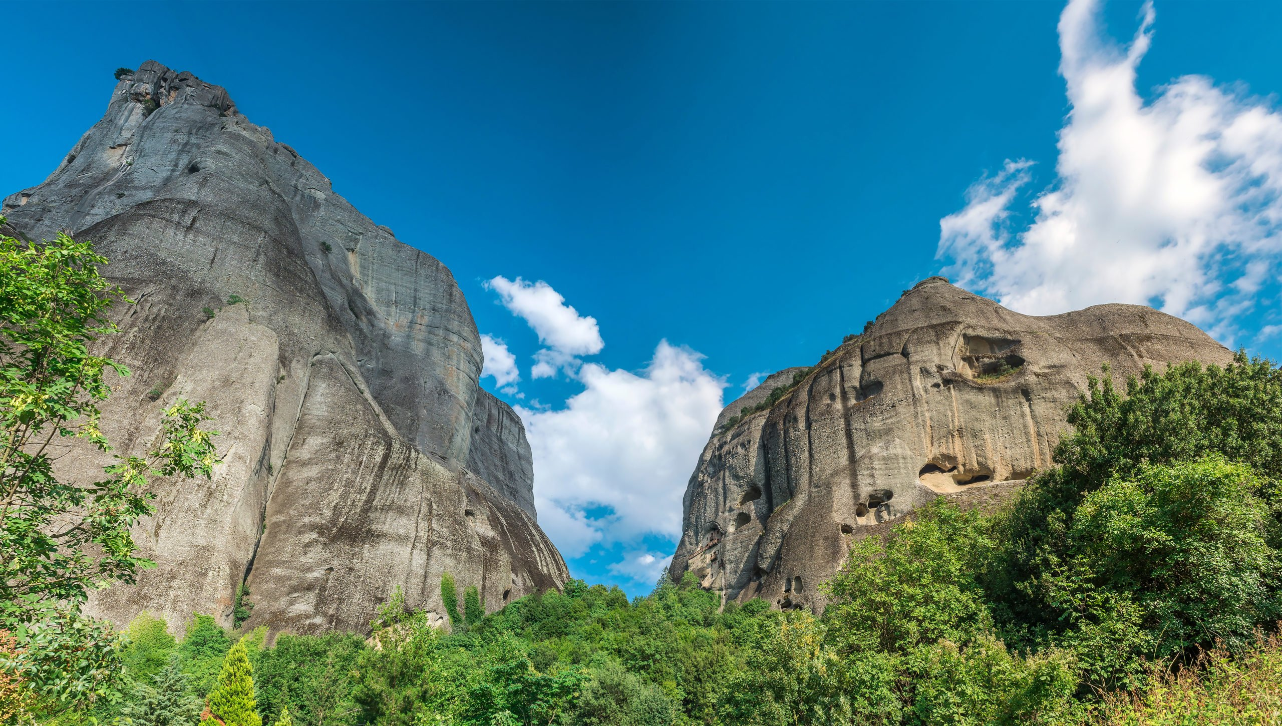 Discver The Birthplace Of The Hermit Monastery Community During The Meteora's Hermit Cave Half Day Hiking Tour