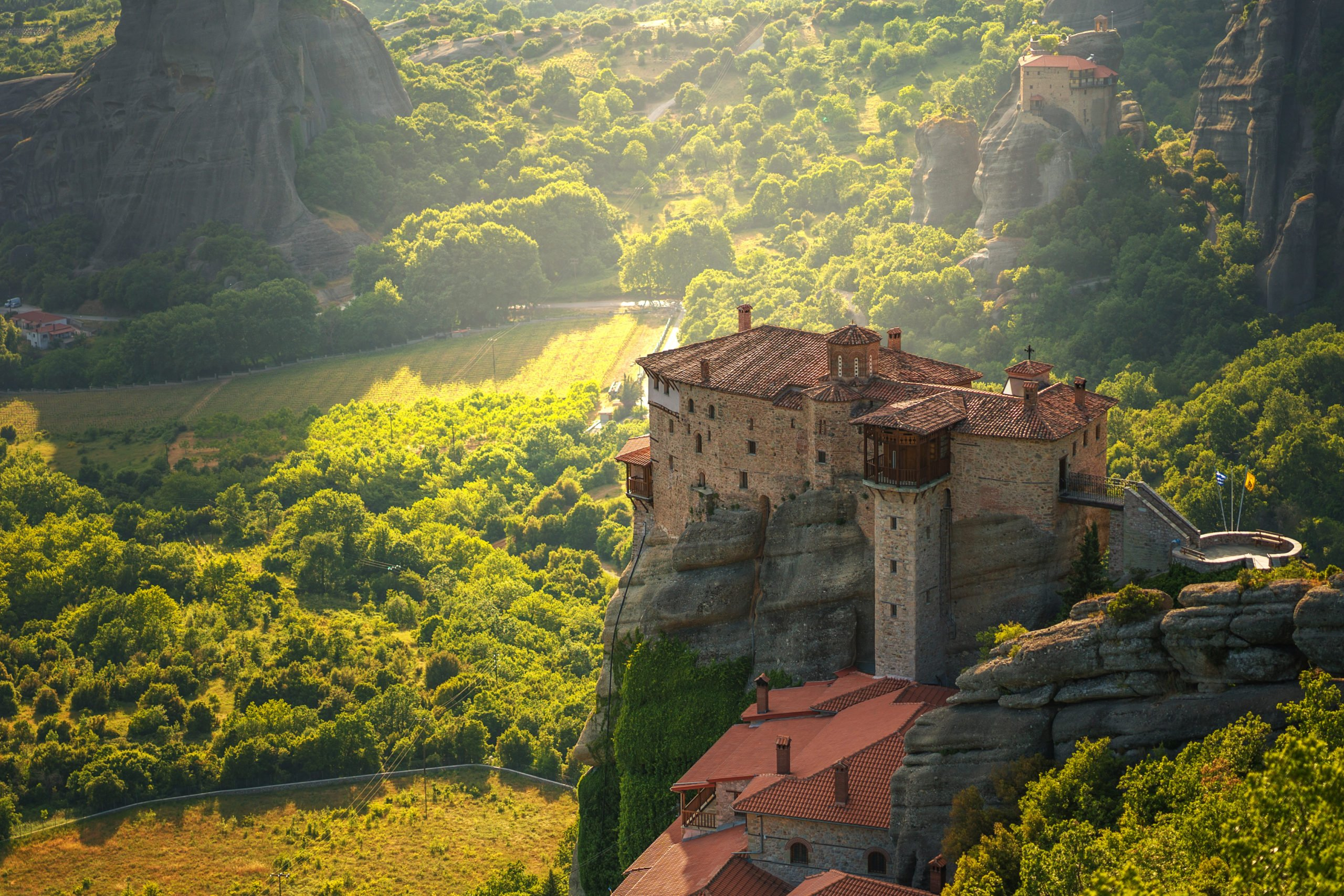 Dive Into The Rich History Of This Legendray Place During The 3 Days In The Footsteps Of The Meteora Monks Package Tour From Kalampaka