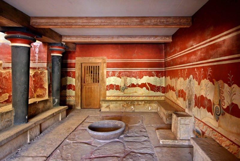 Dive Into The Crete Mythology And History During The Knossos Palace And Heraklion Archaeological Museum Tour_51