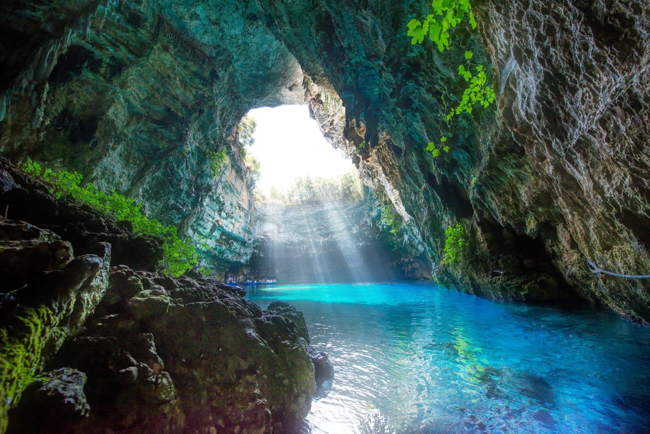 Don't Miss The Chance To Visit The Famous Melissani Lake Kefalonia Coastline Cruise Including Fiscardo & Melissani Lake