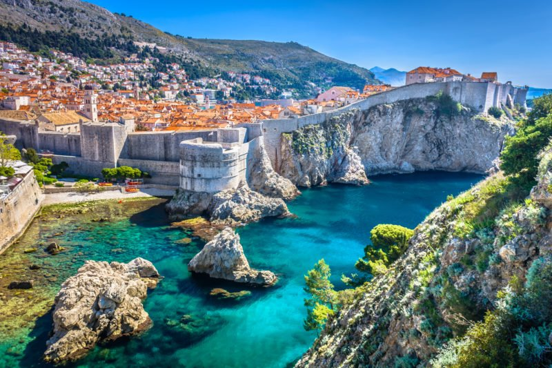 End Your 7 Day Croatian Island Package Tour In Dubrovnik
