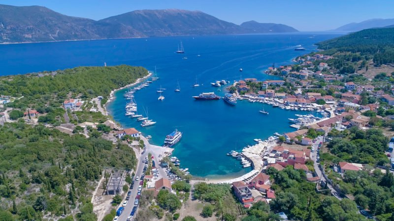 Enjoy A Day Cruise Of Kefalonia