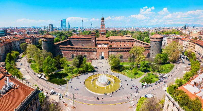 Enjoy A Half Day Tour In Milan And Explore Some Of The Most Famous Landmarks