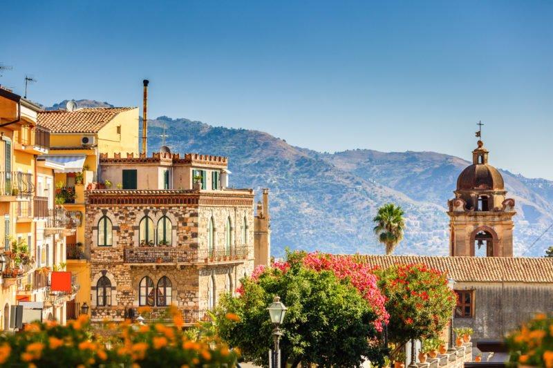 Enjoy A Taormina Walking Tour