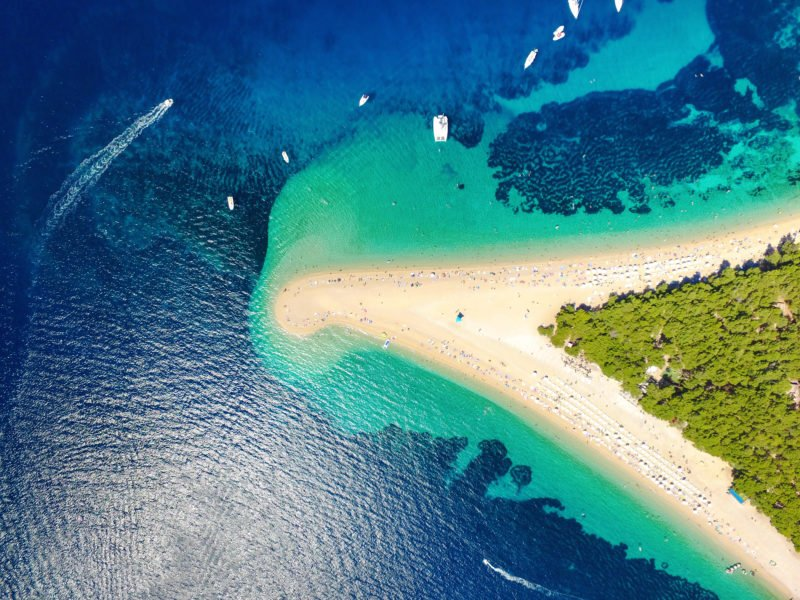 Enjoy A Free Day In Brac And Relax At The Beach Or Join A Tour Of The Island