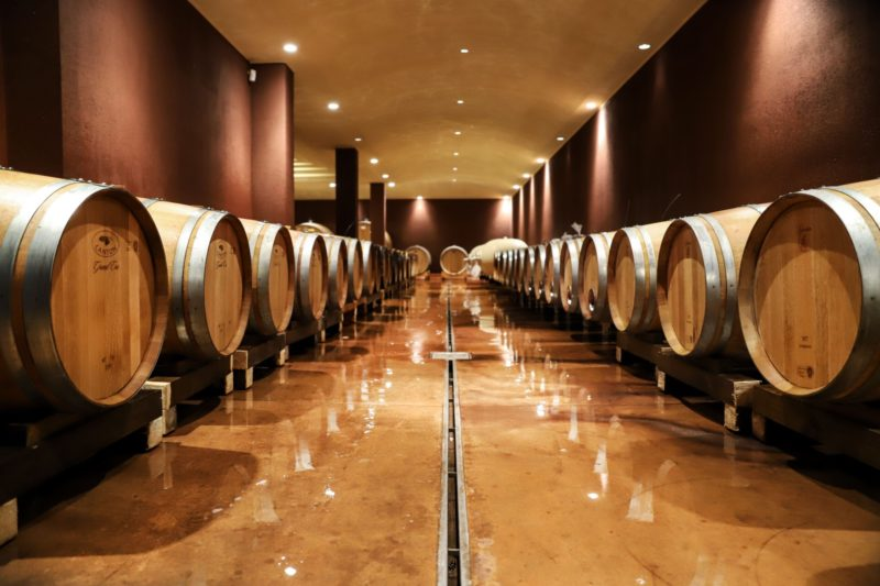 Enjoy A Guided Tour Of The Wine Cellars During The Wine Tasting Experience In Bardolino (lake Garda)_52
