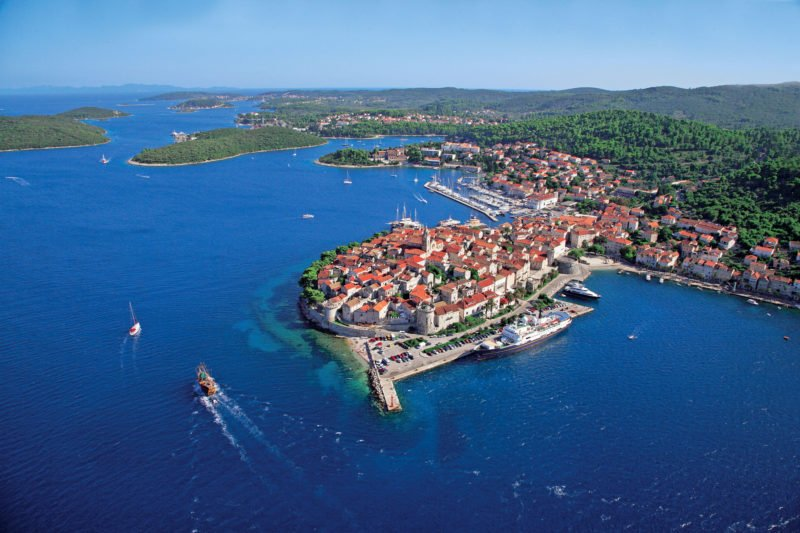 Enjoy A Visit Of Korčula Island During The 7 Day Croatian Island Package Tour_39