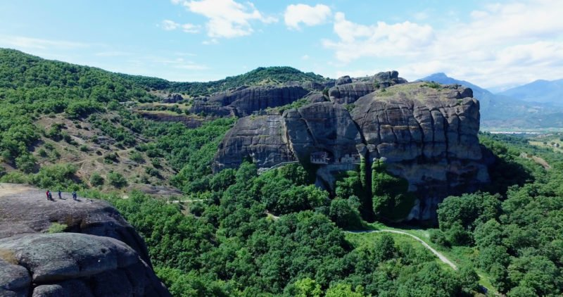 Enjoy The Landscape Of Meteora On The 3 Days In The Footsteps Of The Meteora Monks Package Tour From Kalampaka_47