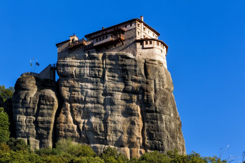 Enjoy The Stunning Views Over Meteora On The Ancient Greece 4 Day Tour Package From Athen_51