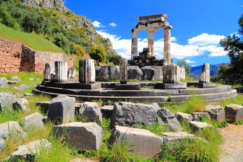 Explore Delphi In One Day From Athens