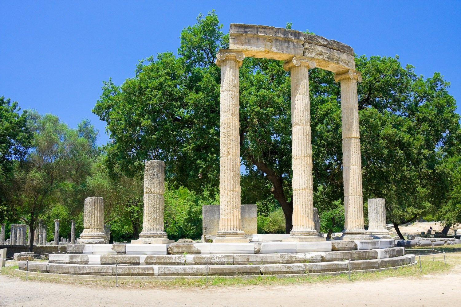 Explore Ancient Olympia During The On The Greece 4 Day Tour Package From Athens_51