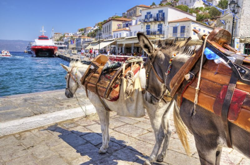 Explore The Island Of Hydra On The Aegina, Poros And Hydra Cruise From Athens