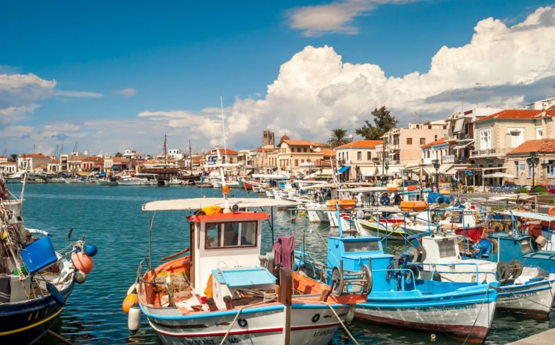 Explore The Picturesque Island Of Aegina On The Aegina, Poros And Hydra Cruise From Athens