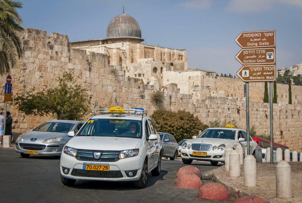 Taxis Jerusalem Tel Aviv
