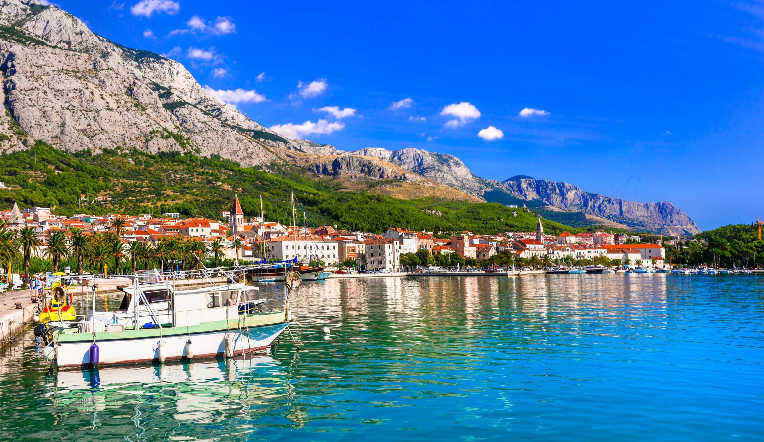 Head To Makarska To Start Your 7 Day Croatian Island Package Tour