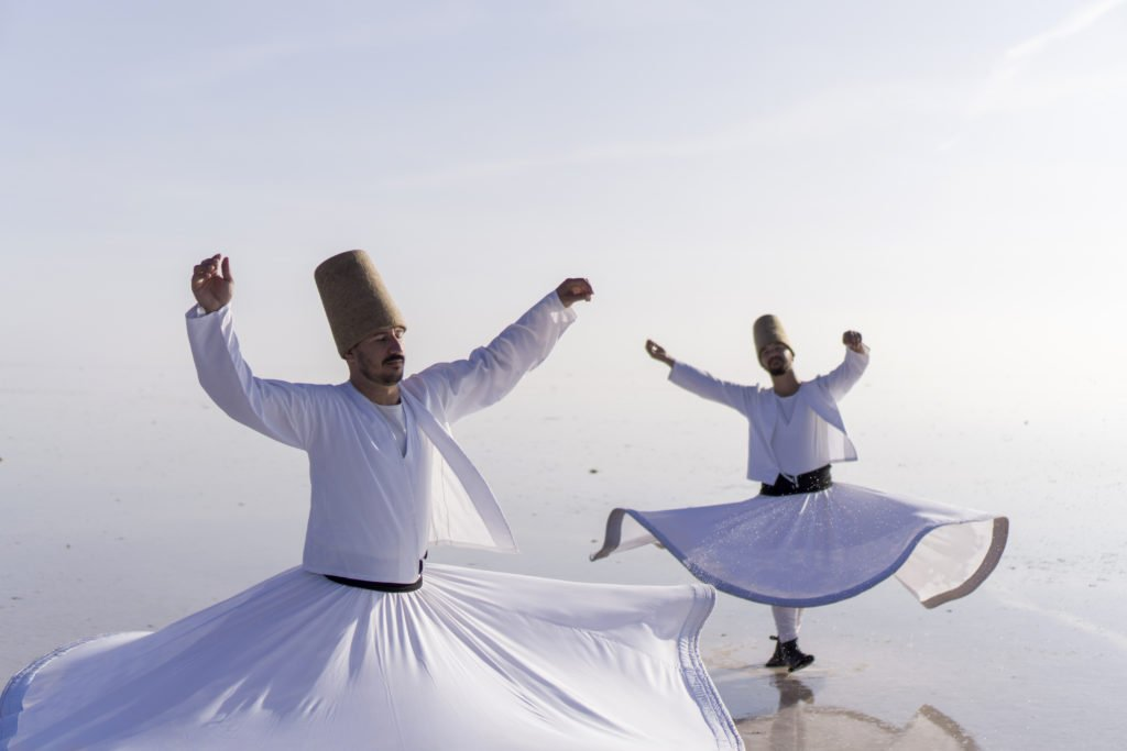 Whirling Dervish night