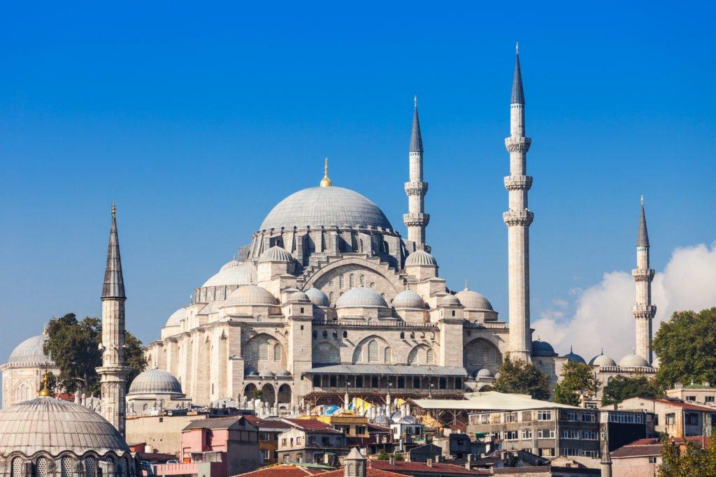 Impressive Mosque Suleiman