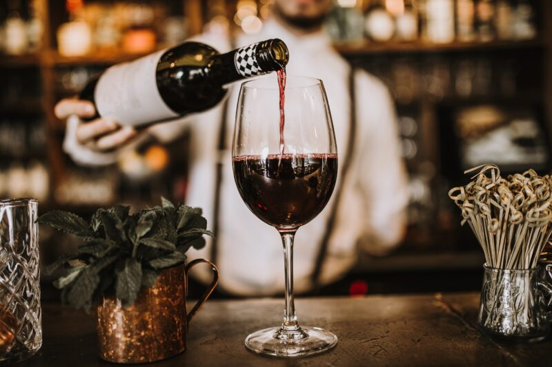 Drink Local Red Wine On Our 13 Day Italy Food & Wine Journey Tour Package