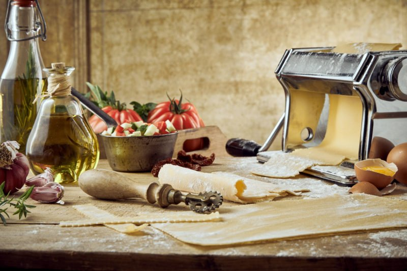 Join The Pasta Cooking Experience At Lake Como