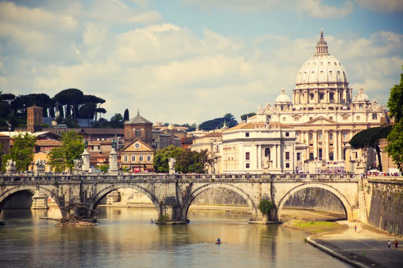Join Us For A Orientation Of The City Of Rome On The Insider Rome Half Day City Tour
