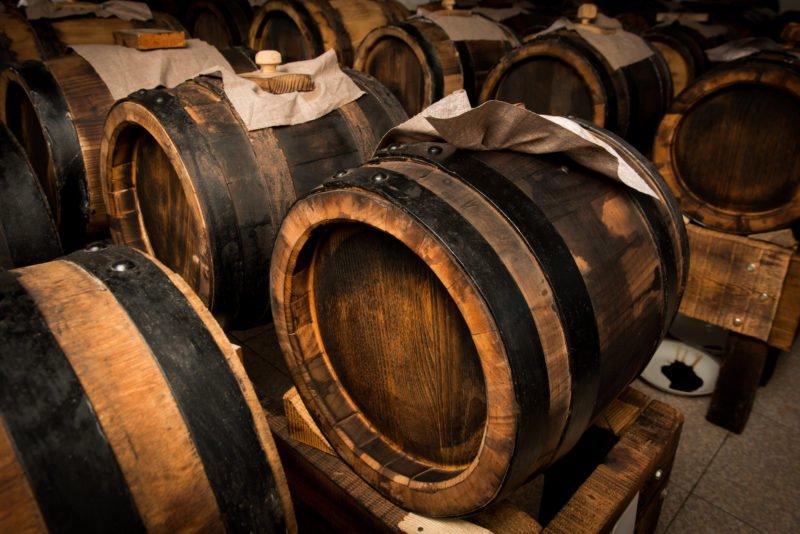 Learn The Secrets Of The Balsamic Vinegar Production During The Balsamic Vinegar 'aceto' Tasting From Modena