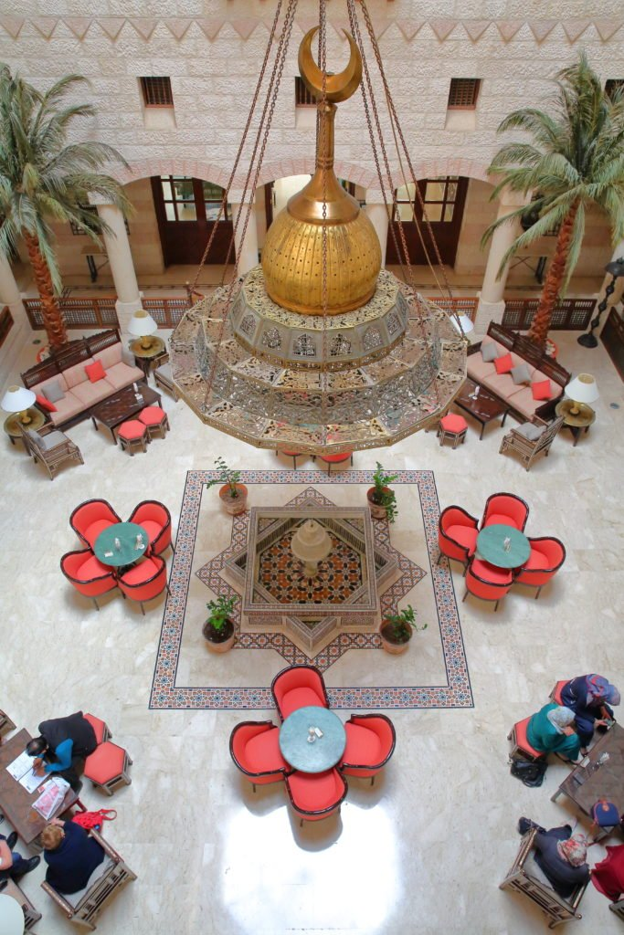Movenpick Resort Petra Stay