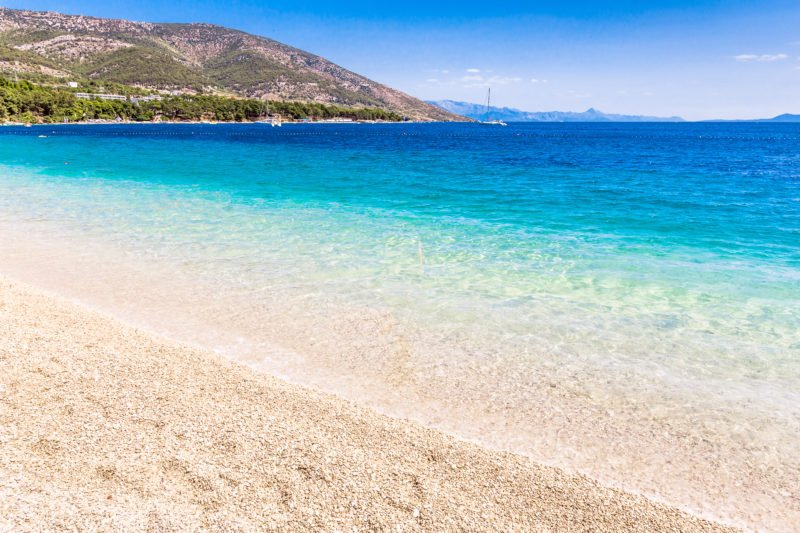 Relax On The Beautiful Adriatic Beached On The 7 Day Croatian Island Package Tour