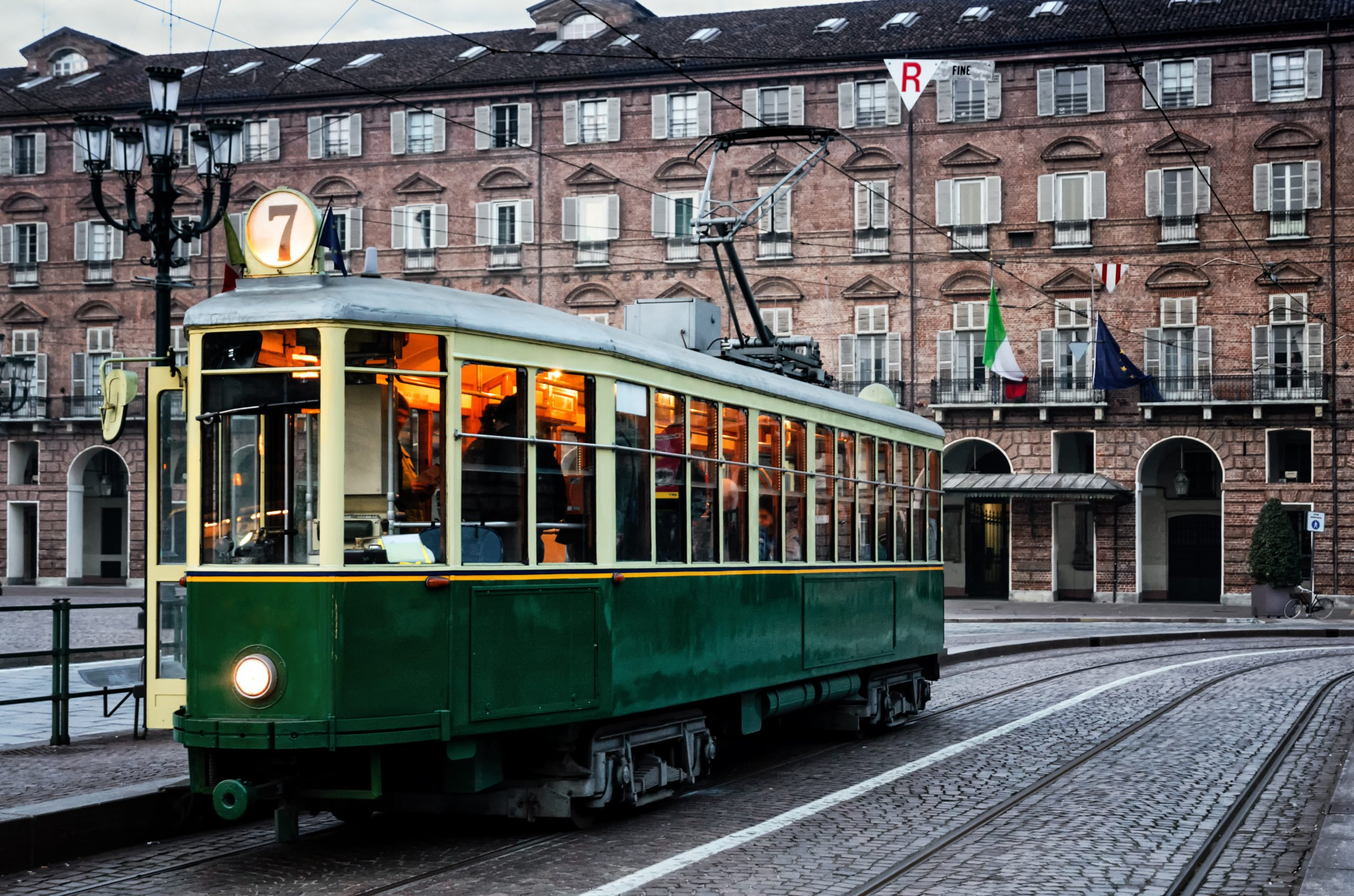 Start Your Insider Turin City Tour At Plaza Castello