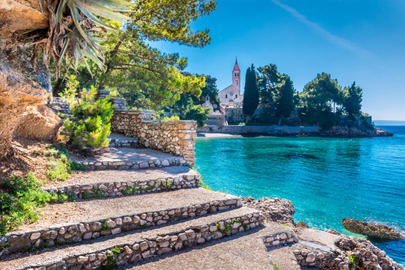 Start Your Day In Dubrovnik And Drive To Brac Island