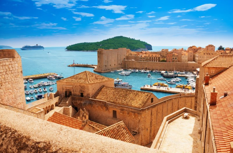 Stay Overnight And Discover The City Of Dubrovnik On The 7 Day Highlights Of Croatia Package Tour