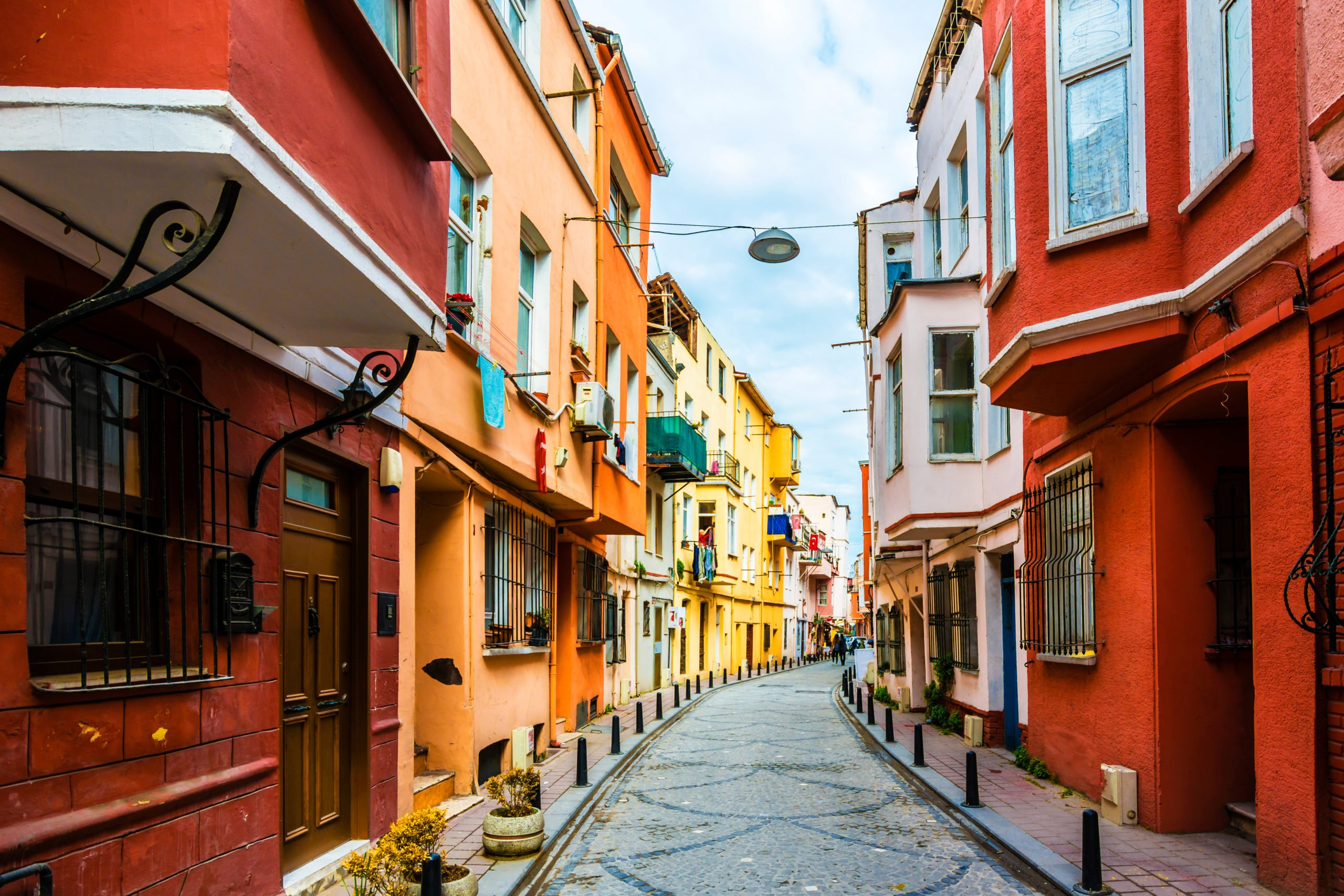 Stroll Through The Colorful Fener And Balat Districts On The Insider Istanbul Old City Tour