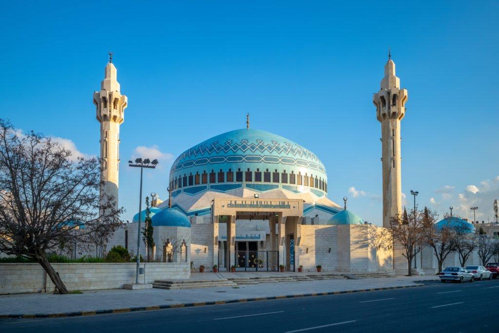 Gorgeous Mosque Amman