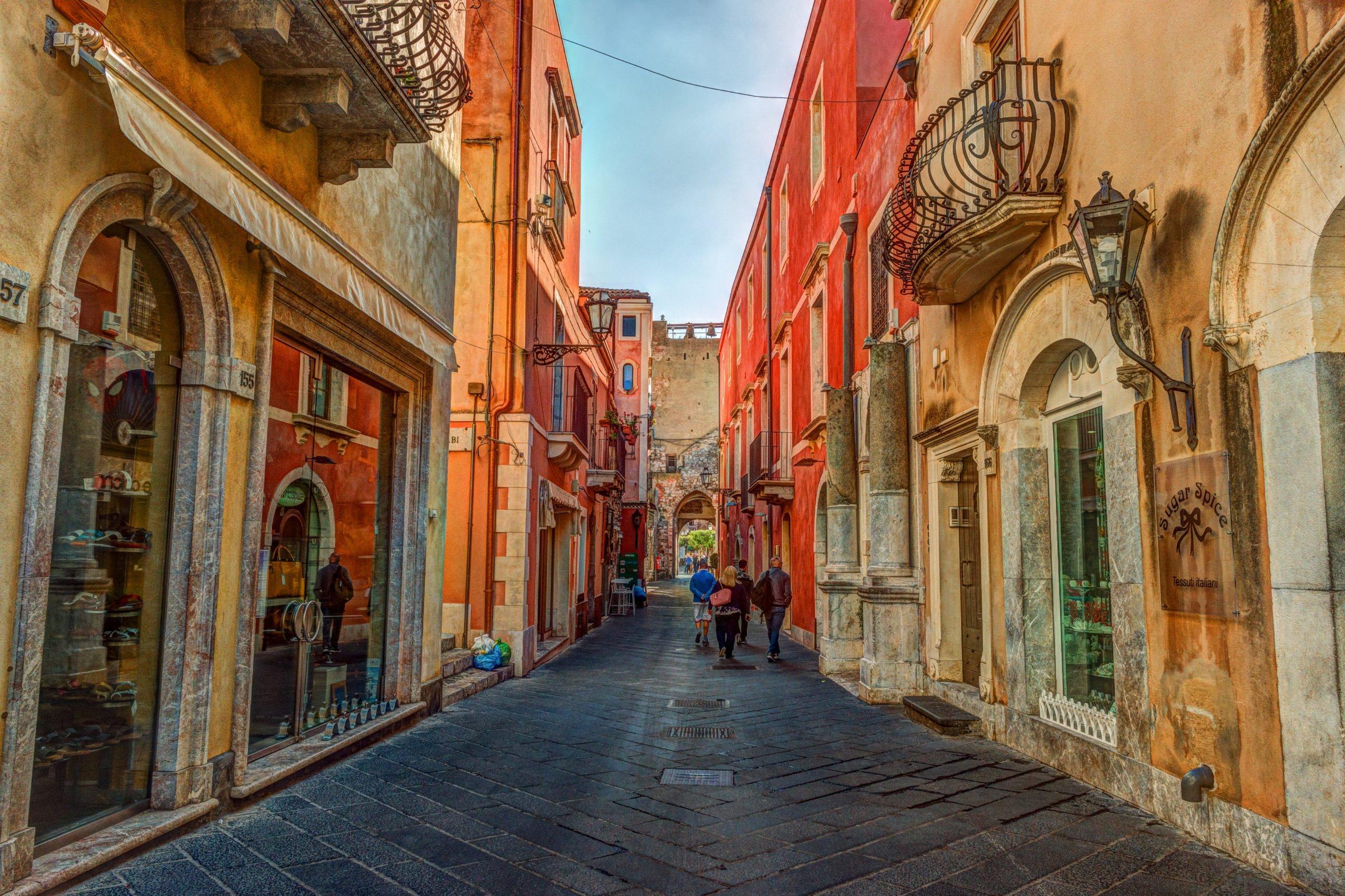 Taormina Travel Guide