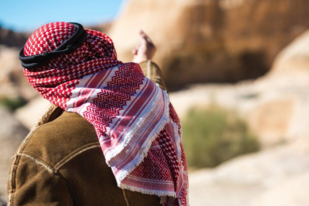 Tour Guide Petra