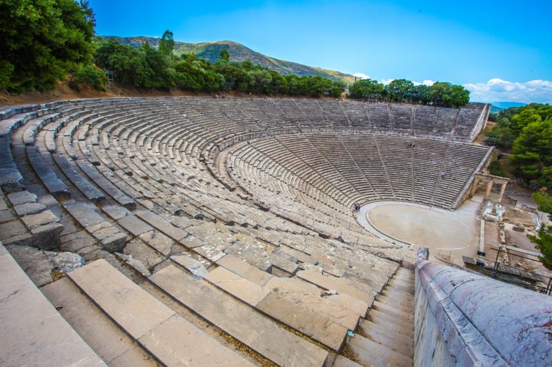 Try Out The Outsanding Acoustics Of Epidaurus On The Greece 4 Day Tour Package From Athen_51