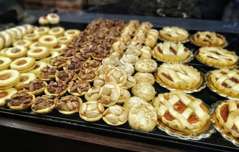 Try Typical Sicilian Pastries On The Taste Of Sicily 8 Day Package Tour