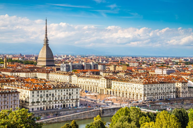 Turin Travel