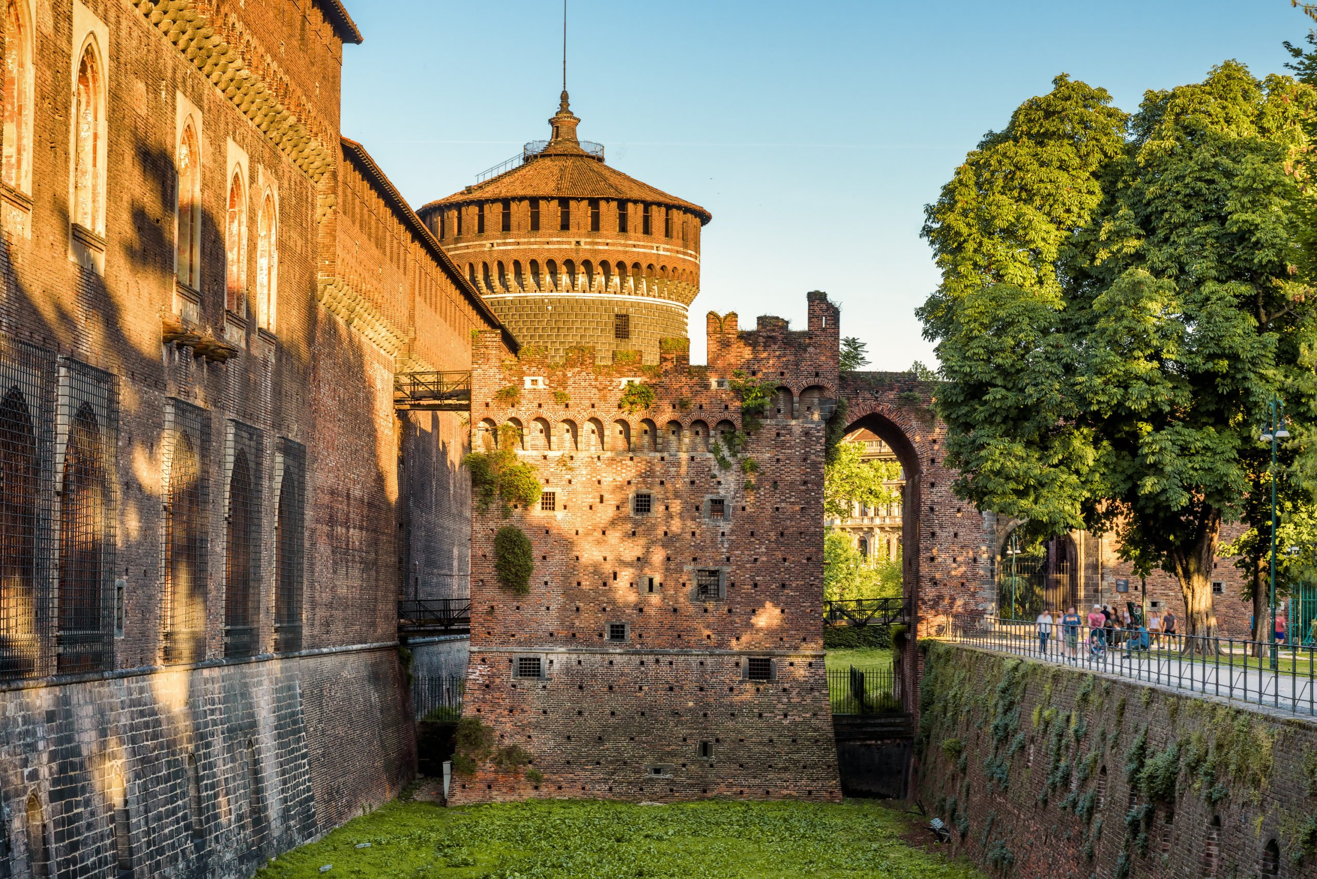 Visit One Of Milan's Famous Landmarks On The Milan Dome And Sforza Castle Half Day Tour
