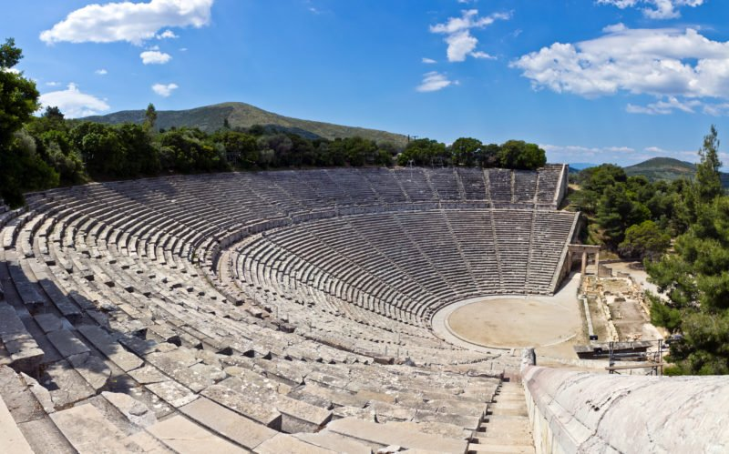 Visit The Ancient Theater Of Epidaurus
