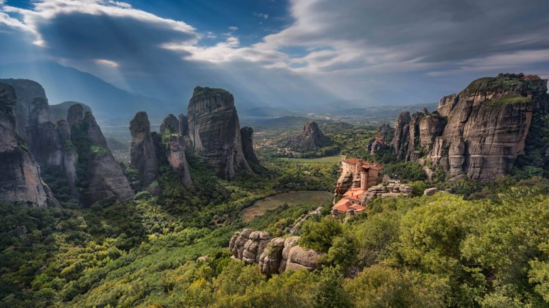 Visit The Rousanou Monstery On The 3 Day Meteora And Delphi Tour From Athens_47