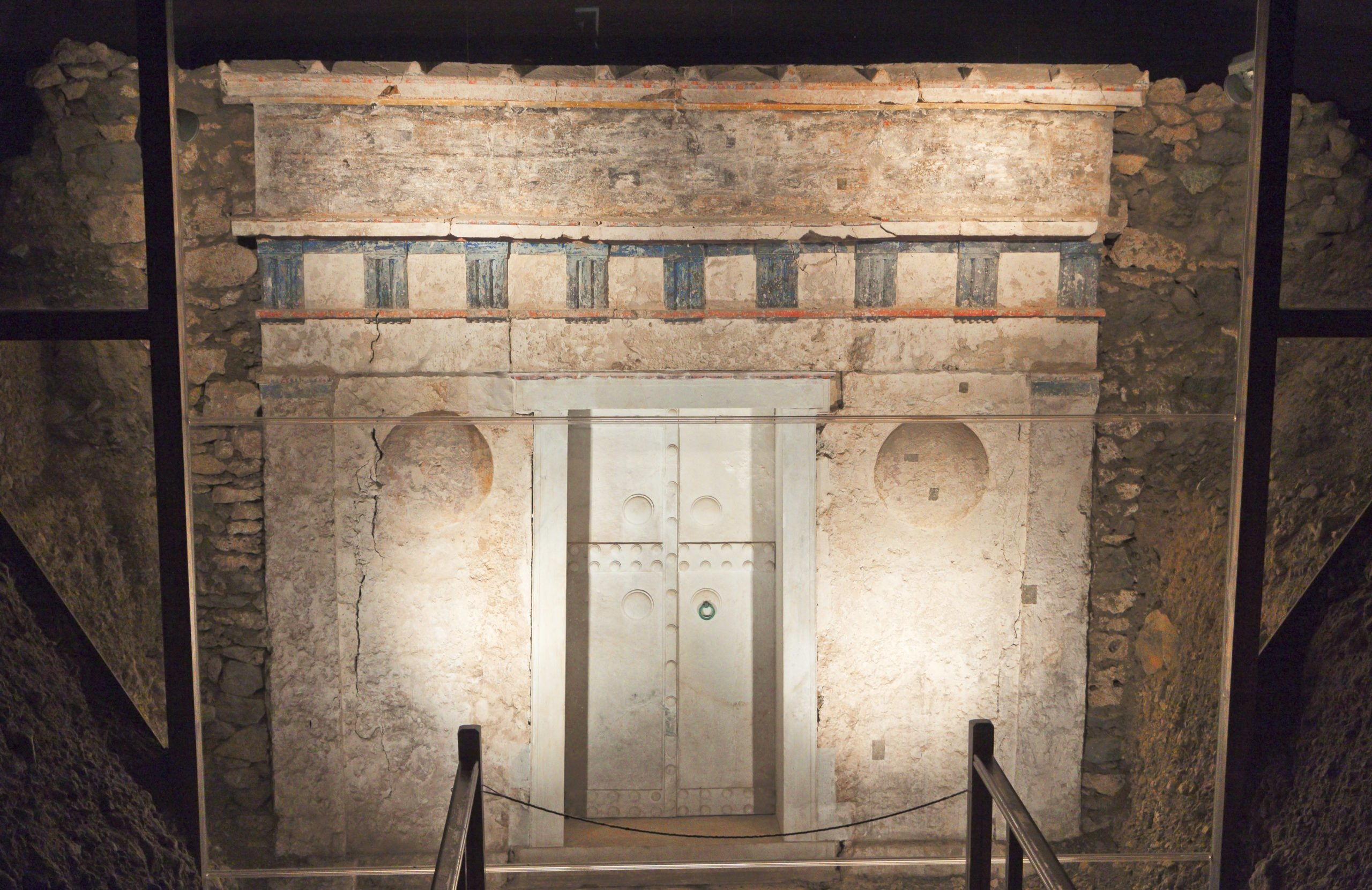 Visit The Royal Tomb Of King Philip The Second On The Pella & Vergina Tour From Thessaloniki