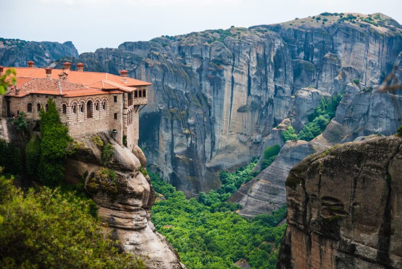 Wander In The Footsteps Of The First Hermit Monks In Meteora During The 3 Days In The Footsteps Of The Meteora Monks Package Tour From Kalampaka
