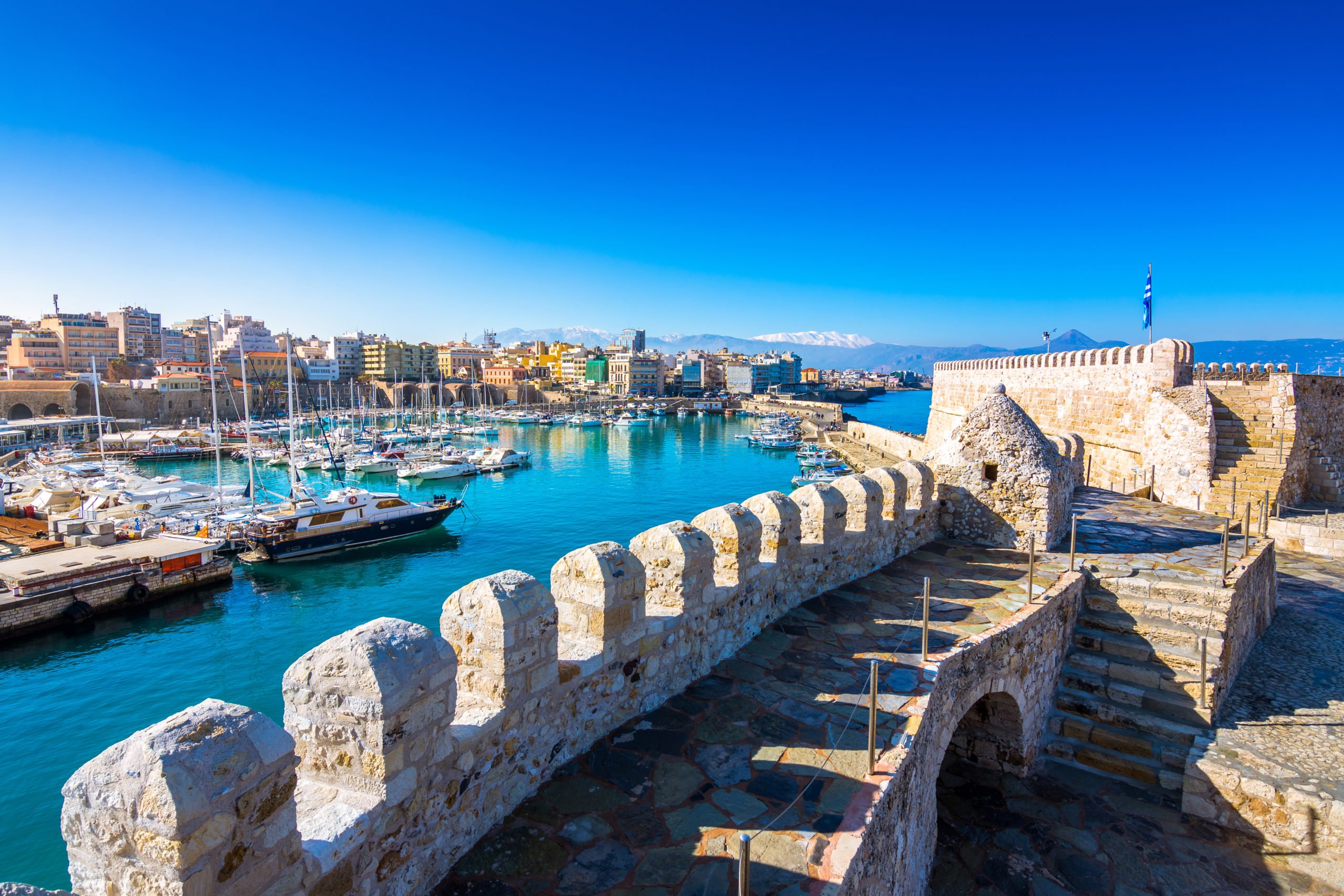 Explore Heraklion On The Knossos Palace And Heraklion Archaeological Museum Tour