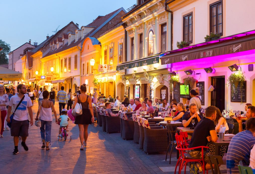 Istria travel guide nightlife