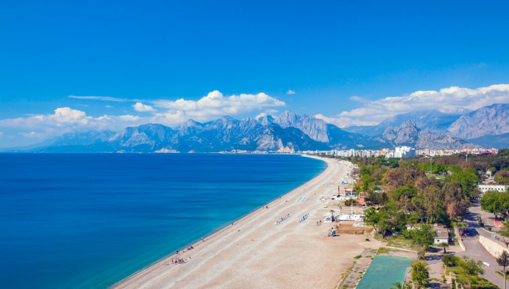 Antalya And Mediterranean Coast
