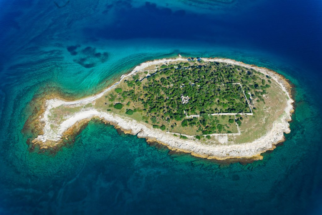 Istria travel guide Brijuni National Park